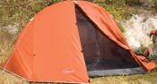 coleman backpacking tent