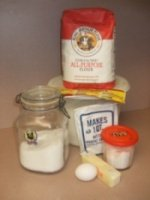 english muffin recipe ingredients