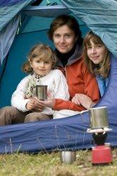 family camping vacations