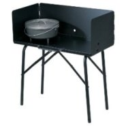 cooking dutch oven table